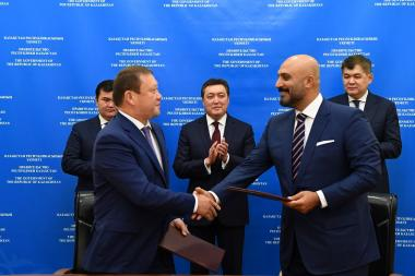 Investors to build 2 large public health facilities in Kazakhstan